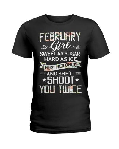 February Girl Sweet As Sugar