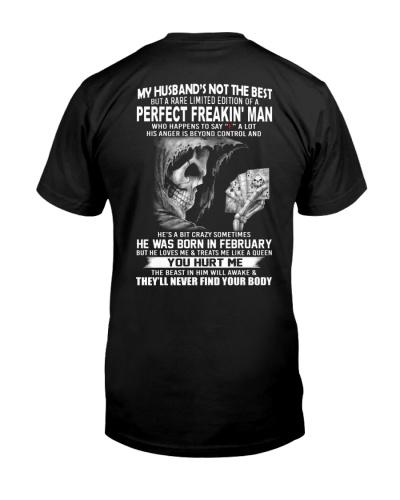 A Perfect Freakin February Man