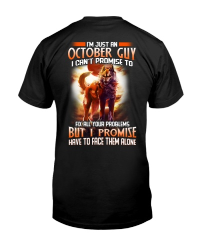 October Guy Can't Promise To Fix