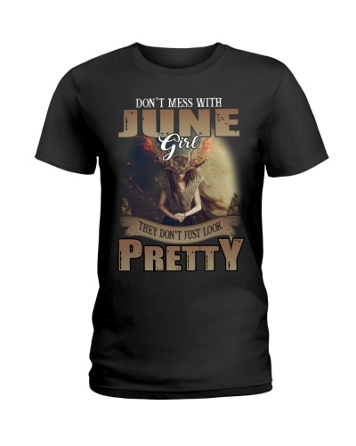 Don't Mess With June Girl