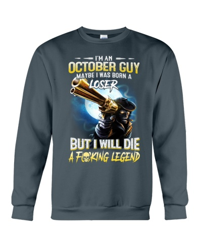 October Guy Maybe I Was Born A Loser