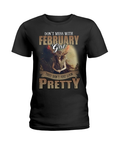 Don't Mess With February Girl