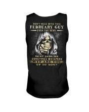 Don't Mess With This February Guy Unisex Tank thumbnail