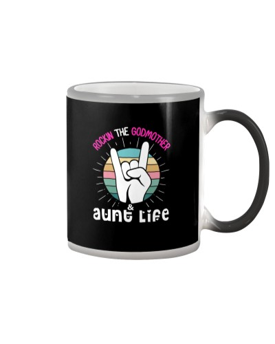 Rocking the godmother aunt life