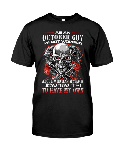 October Guy Isn't Worried About Who Has