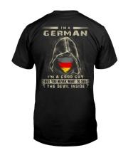 I'm A German Classic T-Shirt back