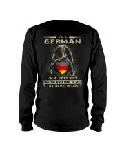 I'm A German Long Sleeve Tee thumbnail