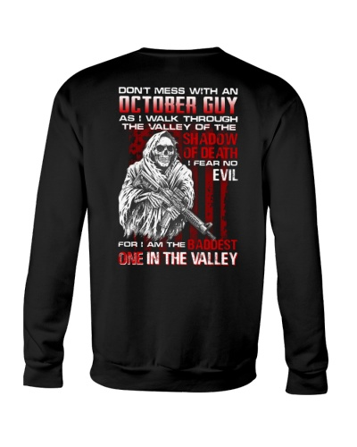Don't Mess With An October Guy