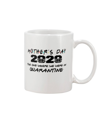 Mother's Day 2020 Where We're in Quarantine