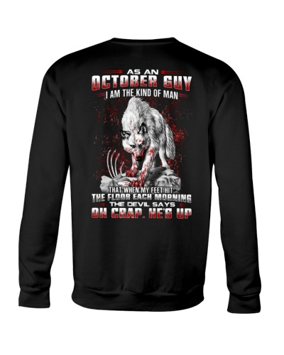 October GuyThe Devil Says Oh Crap He's Up