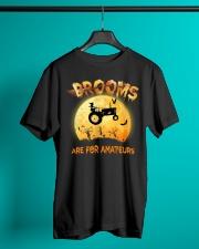 Brooms For Amateurs Farm  Classic T-Shirt lifestyle-mens-crewneck-front-3