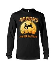 Brooms For Amateurs Farm  Long Sleeve Tee thumbnail