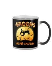Brooms For Amateurs Farm  Color Changing Mug thumbnail