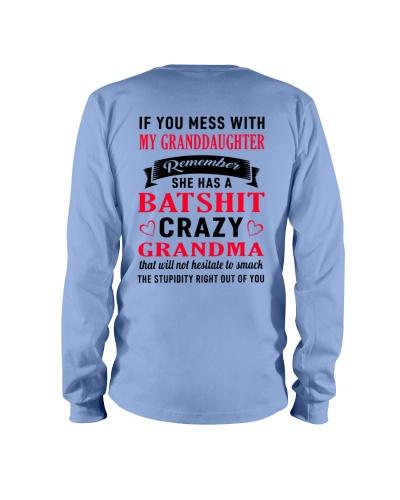 Batshit Crazy Grandma