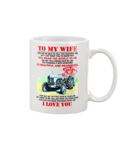 I May Not Be Able To Tell You Farmer Wife