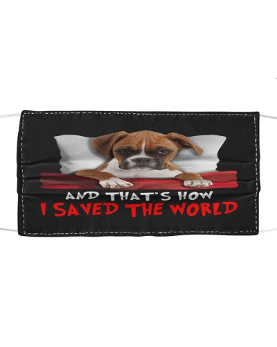 Dog Boxer How I Saved The World