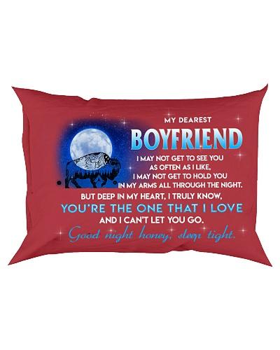 Bison Boyfriend Sleep Tight
