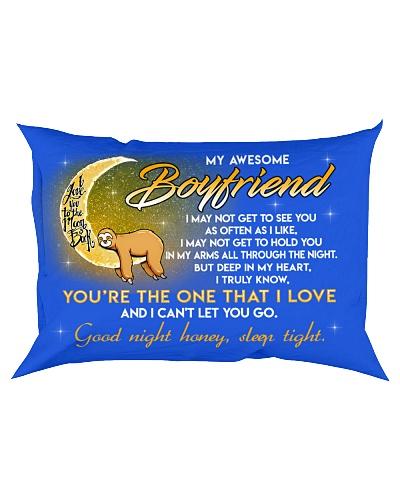 Sloth Boyfriend Good Night Baby Sleep Tight