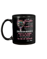 I Closed My Eyes For But A Moment Butterfly Mug back