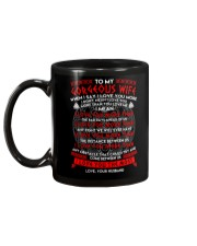 Viking Wife I Love You More Mug back