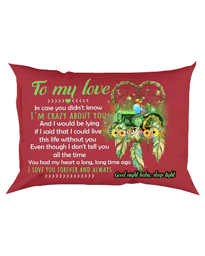 My Love I Am Crazy About You Farmer