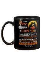 Niece Auntie Love And Kindness Mug back