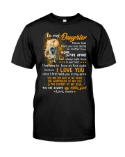 Never Feel That You Are Alone Elephant  Classic T-Shirt thumbnail
