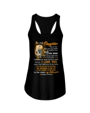 Never Feel That You Are Alone Elephant  Ladies Flowy Tank thumbnail