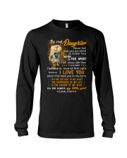 Never Feel That You Are Alone Elephant  Long Sleeve Tee thumbnail