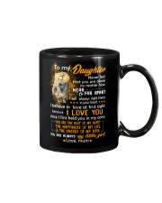 Never Feel That You Are Alone Elephant  Mug front
