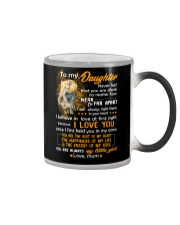 Never Feel That You Are Alone Elephant  Color Changing Mug thumbnail