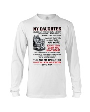 Wolf Daughter Mom I Closed My Eyes Long Sleeve Tee thumbnail