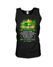 My Forever Daddy Farmer Unisex Tank thumbnail