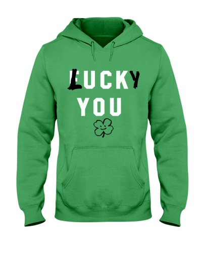 Lucky You Irish Shirt CC