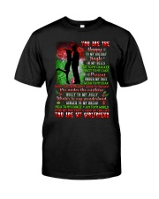 You Are The Happy To My Holiday Family Classic T-Shirt thumbnail