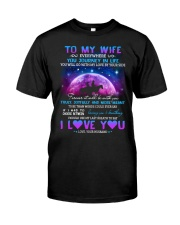 You Will Go With My Love By Your Side Horse  Classic T-Shirt thumbnail