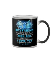Turtle Boyfriend Greatest Blessing Color Changing Mug thumbnail