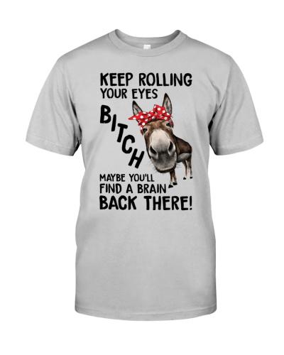 Rolling Your Eyes Farmer