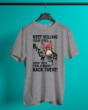 Rolling Your Eyes Farmer Classic T-Shirt lifestyle-mens-crewneck-front-3