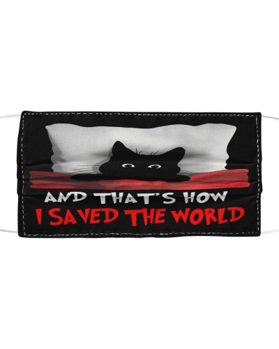 Cat And That's How I Saved The World