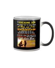 The Bond Between Son Mom  Color Changing Mug thumbnail