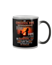 Meeting You Was Fate Wife Color Changing Mug thumbnail