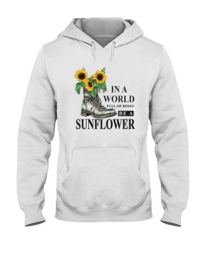 Farmer be a sunflower shirt