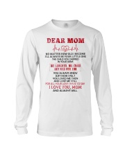 No Matter How Old l Become Family  Long Sleeve Tee thumbnail