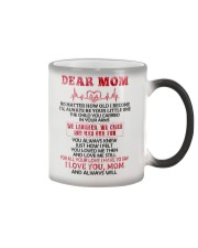 No Matter How Old l Become Family  Color Changing Mug thumbnail