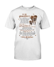 Believe In Yourself As Much As I Believe In You Classic T-Shirt thumbnail