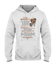 Believe In Yourself As Much As I Believe In You Hooded Sweatshirt thumbnail