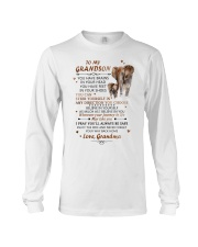 Believe In Yourself As Much As I Believe In You Long Sleeve Tee thumbnail