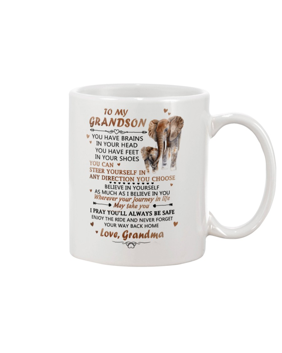 Believe In Yourself As Much As I Believe In You Mug