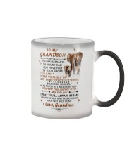 Believe In Yourself As Much As I Believe In You Color Changing Mug thumbnail